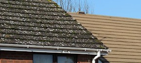 Gutter and roof cleaning in Leatherhead and Ashtead